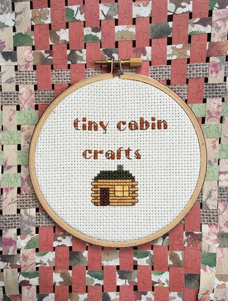 February 2018 Featured Artist - Tiny Cabin Crafts