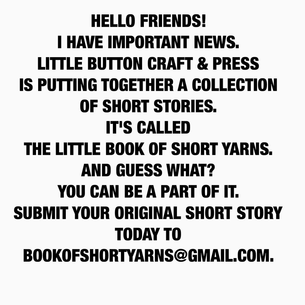 Introducing the Little Button Book of Short Yarns