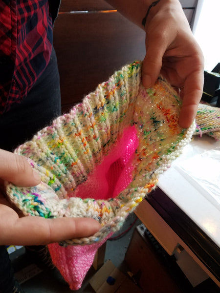 Knitting Series: Knitting In The Round