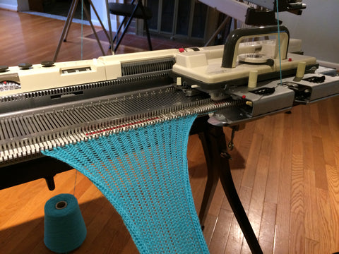 Introductory Machine Knitting Class