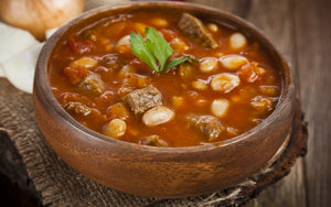 Lamb & White Bean Soup