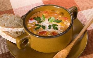 Mexican Corn Soup Recipe