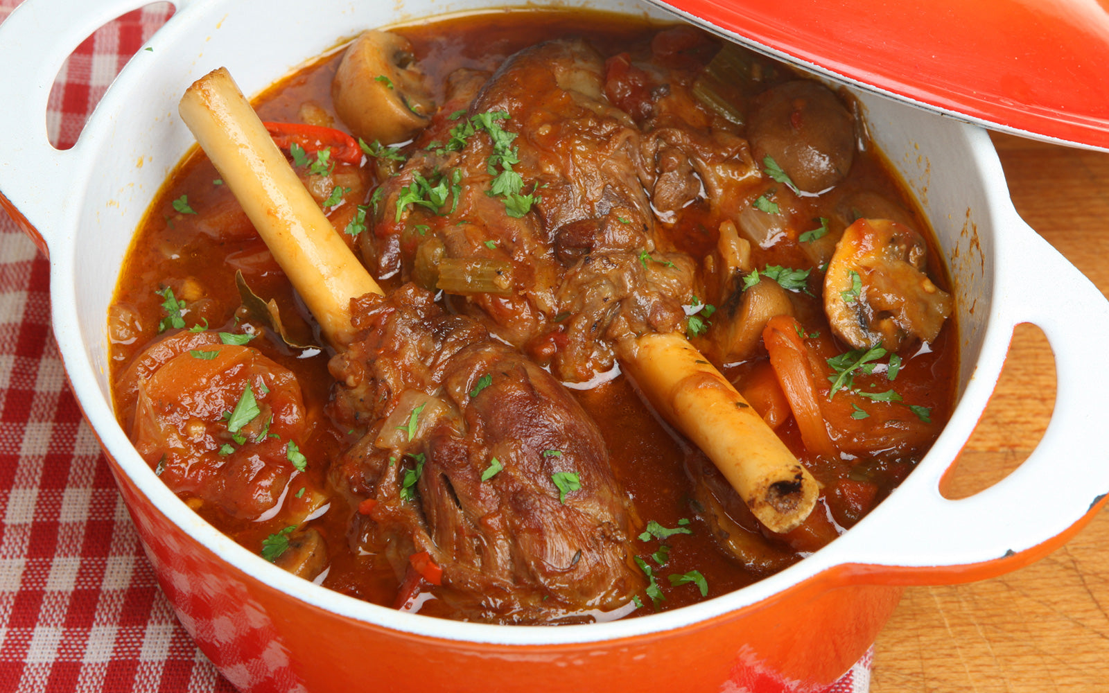 Stew or Braising