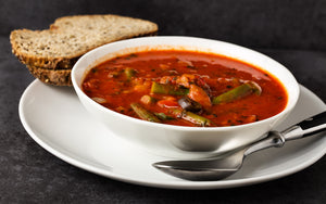 Vegetable Soup with Tomato Recipe