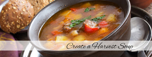 Beef Vegetable Soup-Beef Base Concentrate