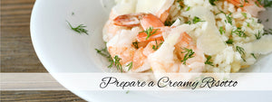 Seafood Risotto-Shrimp Base Concentrate