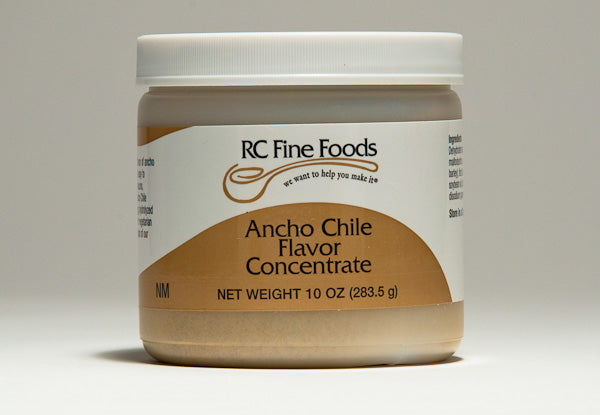 Ancho Chile Seasoning Concentrate No Added MSG