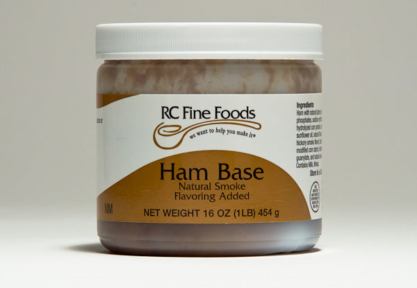 Ham Broth Base No Added MSG