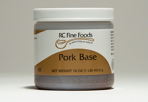Pork Broth Base No Added MSG