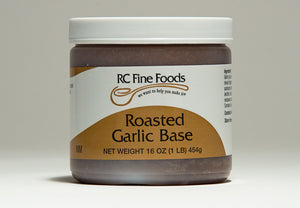 Roasted Garlic Broth Base No Added MSG
