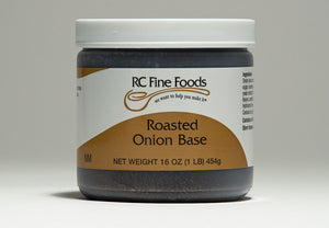 Roasted Onion Broth Base No Added MSG