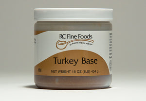 Turkey Broth Base No Added MSG