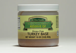 Turkey Broth Base Gluten-Free
