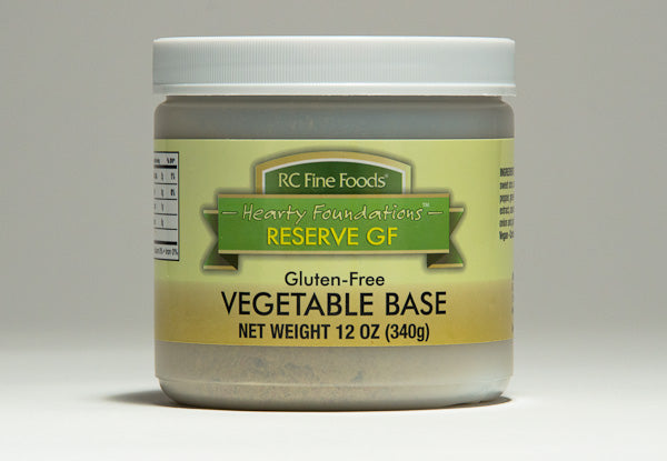 Vegetable Broth Base Gluten-Free