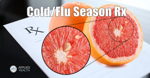 Grapefruit Seed Rx for Cold and Flu