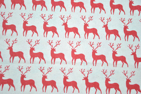 Stag - The Christmas Fabric Shop - 1