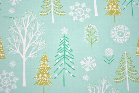 Christmas Forest - The Christmas Fabric Shop - 1