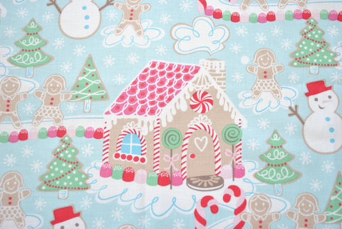 Gingerbread Dream - The Christmas Fabric Shop - 1