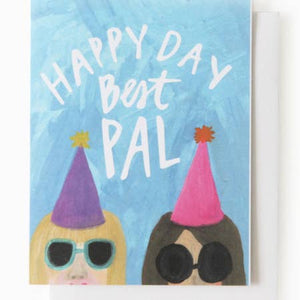 Happy Day Best Pal Card