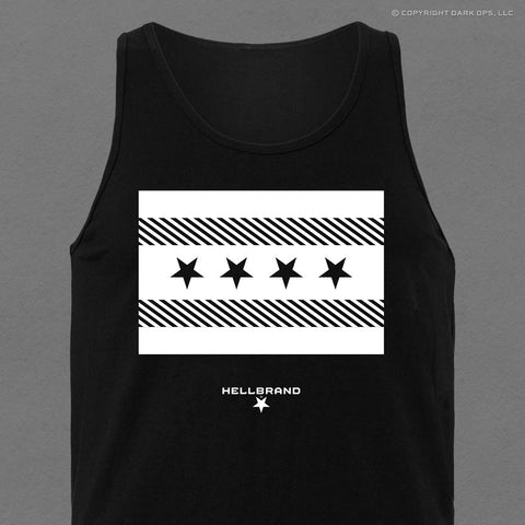 Chicago Flag Tank