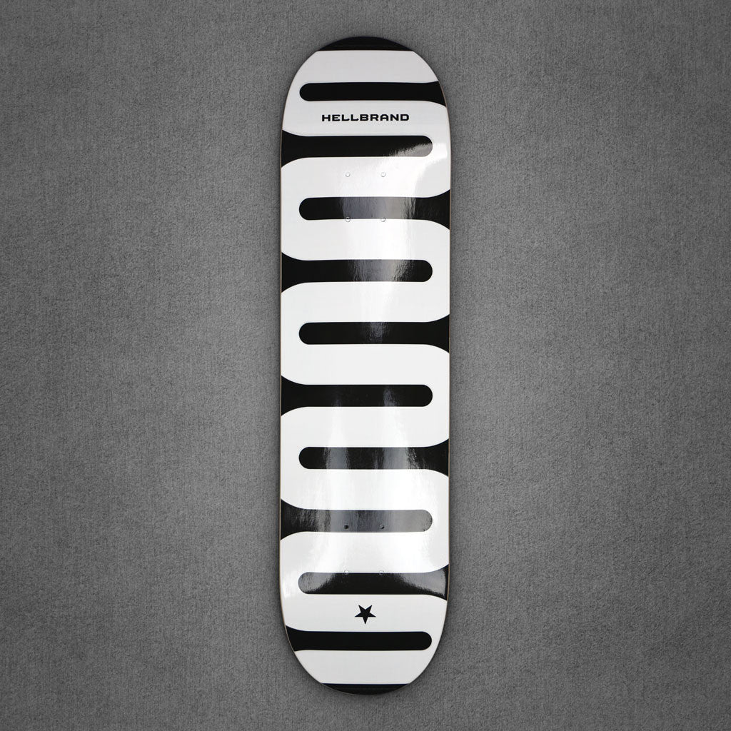 Hellbrand Serpent Skateboard Deck
