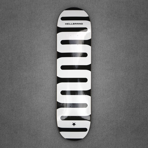 Serpent Skateboard Deck