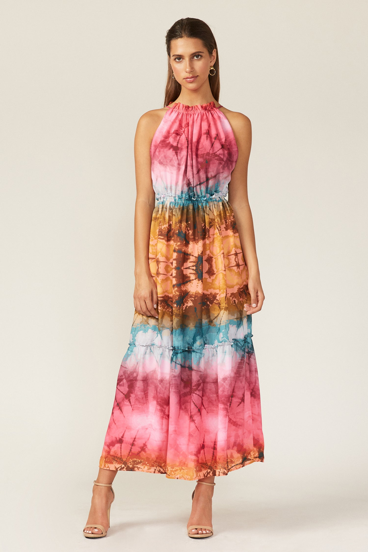 Leyla Maxi Dress