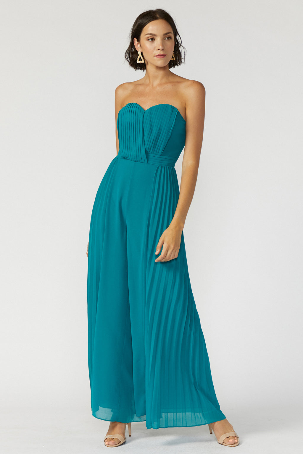 Elliott Strapless Jumpsuit
