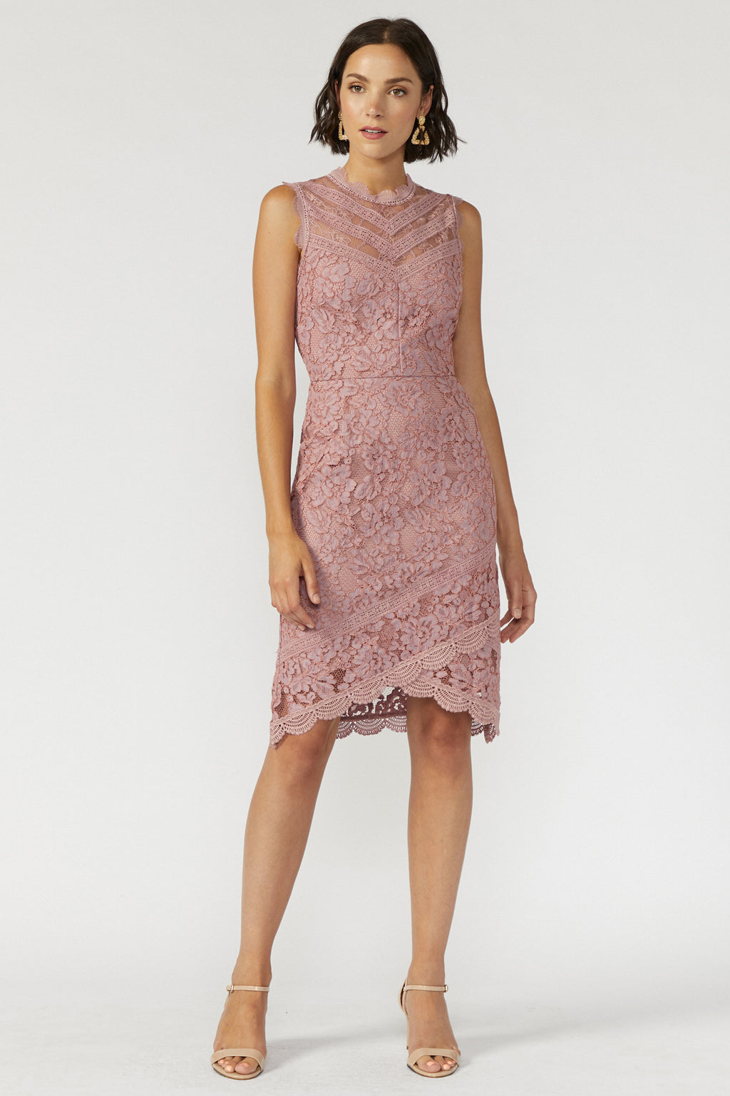 Doreen Lace Dress
