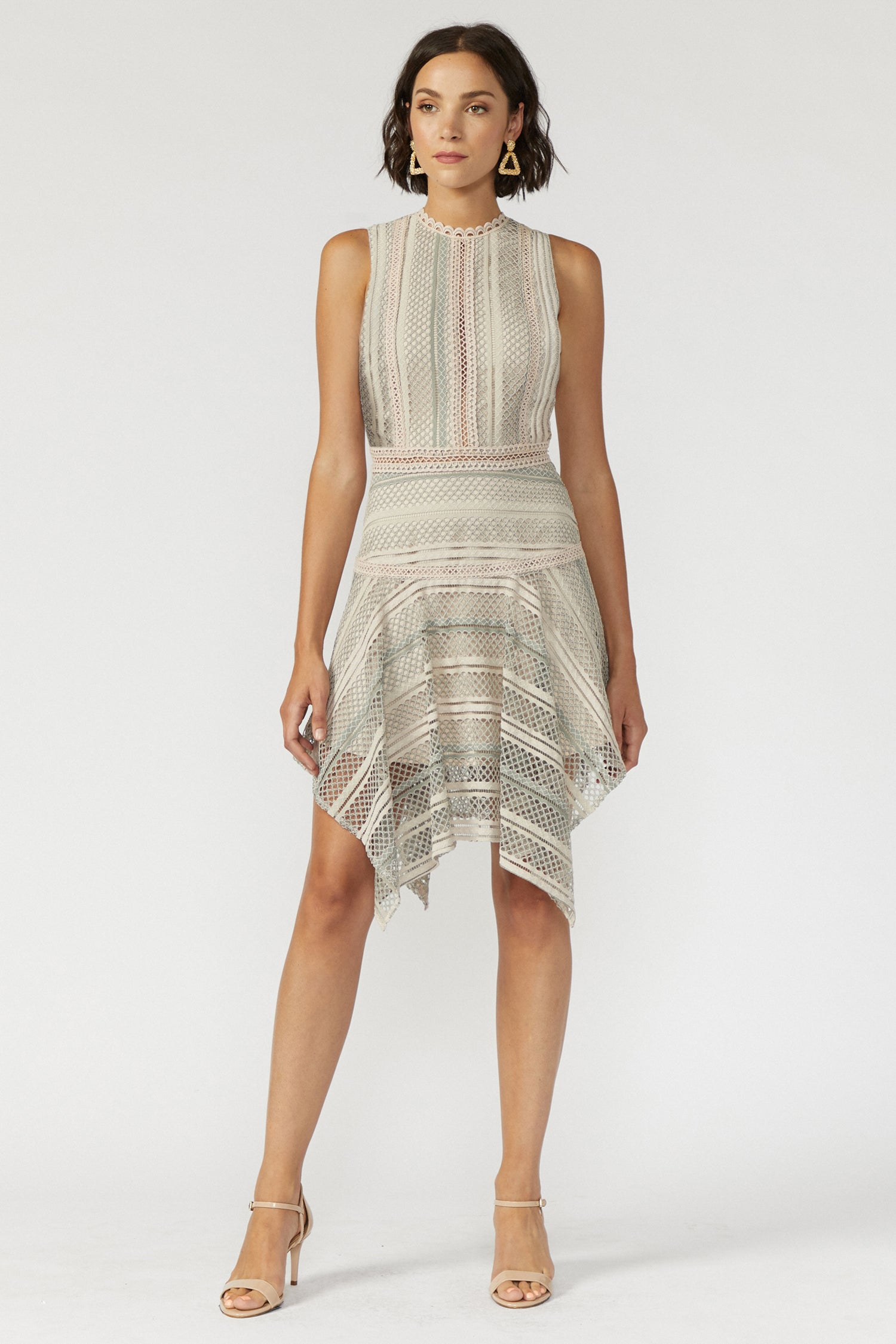Kirstyn Handkerchief Dress