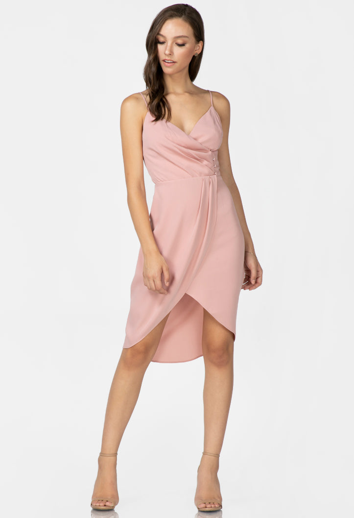 Jonah Wrap Dress