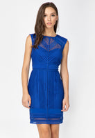 Londyn Lace Sheath Dress