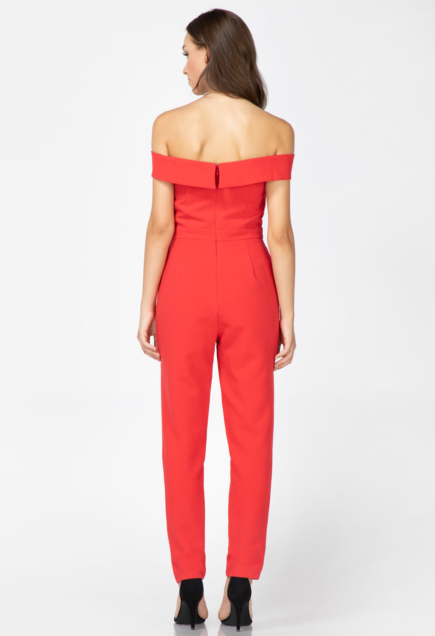 Jaden Off The Shoulder Jumpsuit