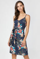 Stevie Tie Slip Dress