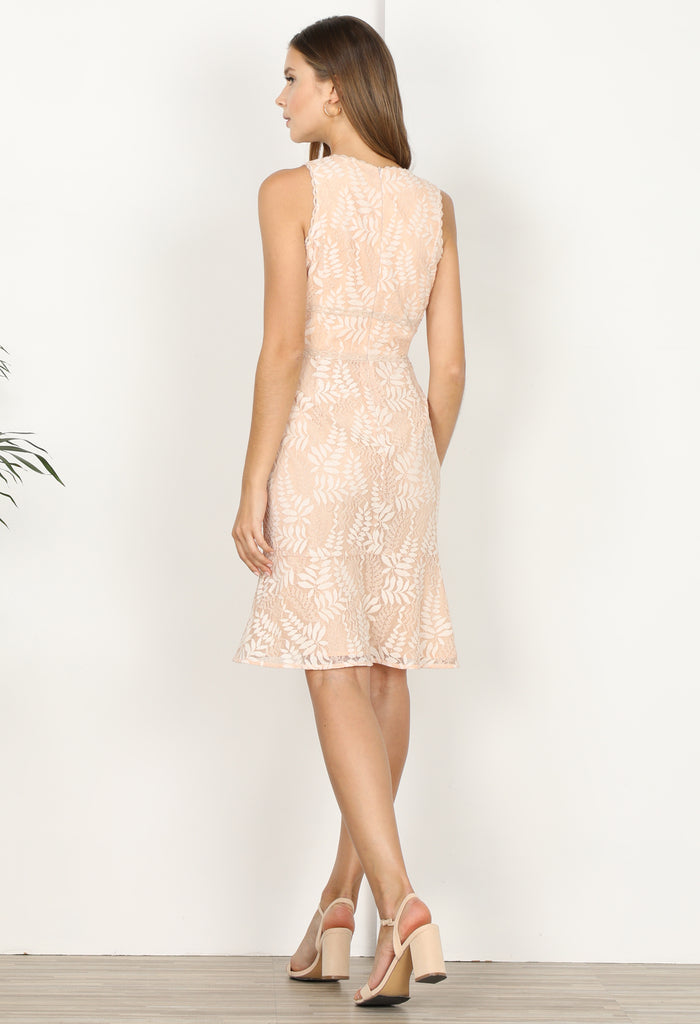 Hazel Lace Dress