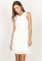 Chantal Eyelet Dress