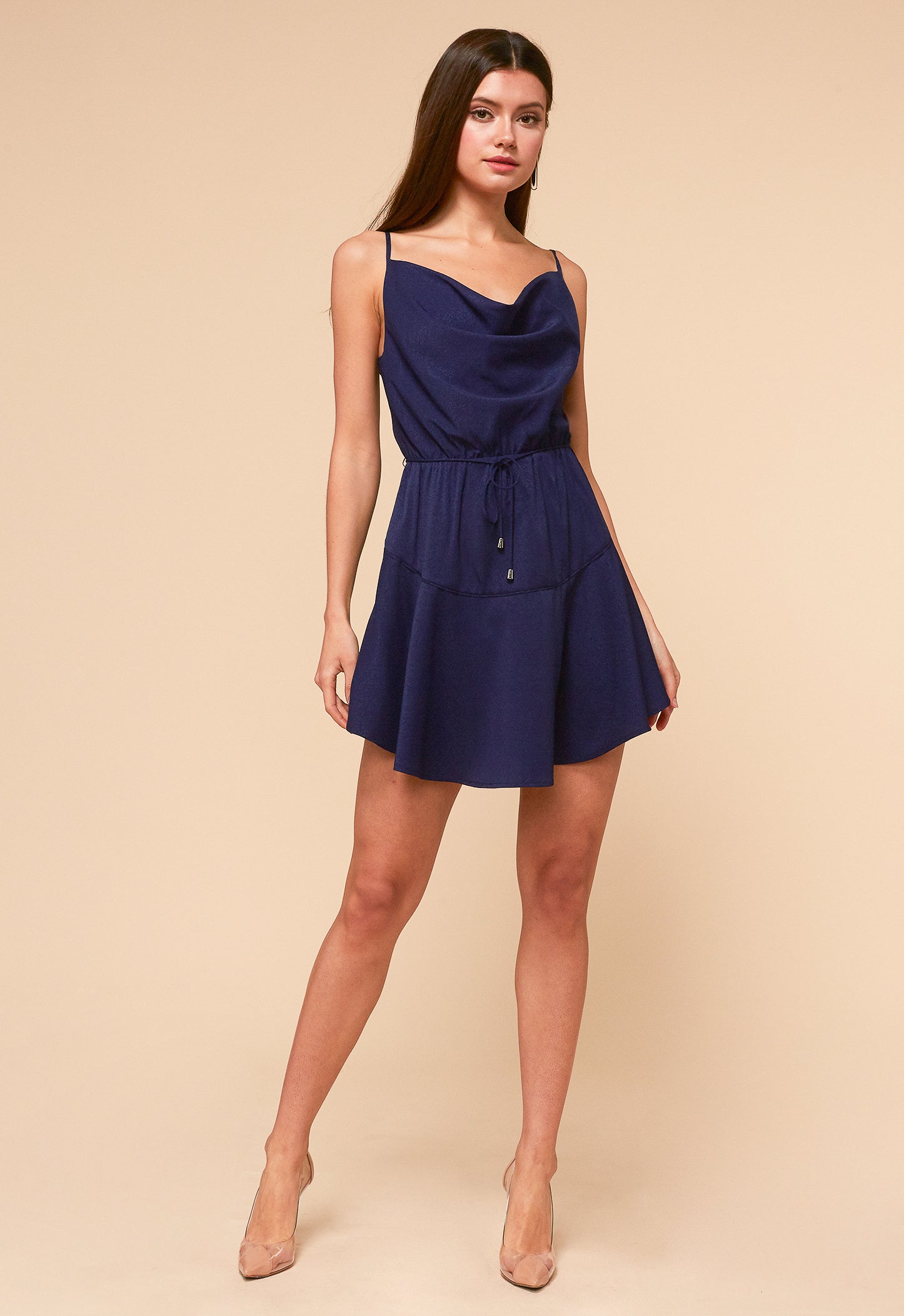 Lillian Silky Dress