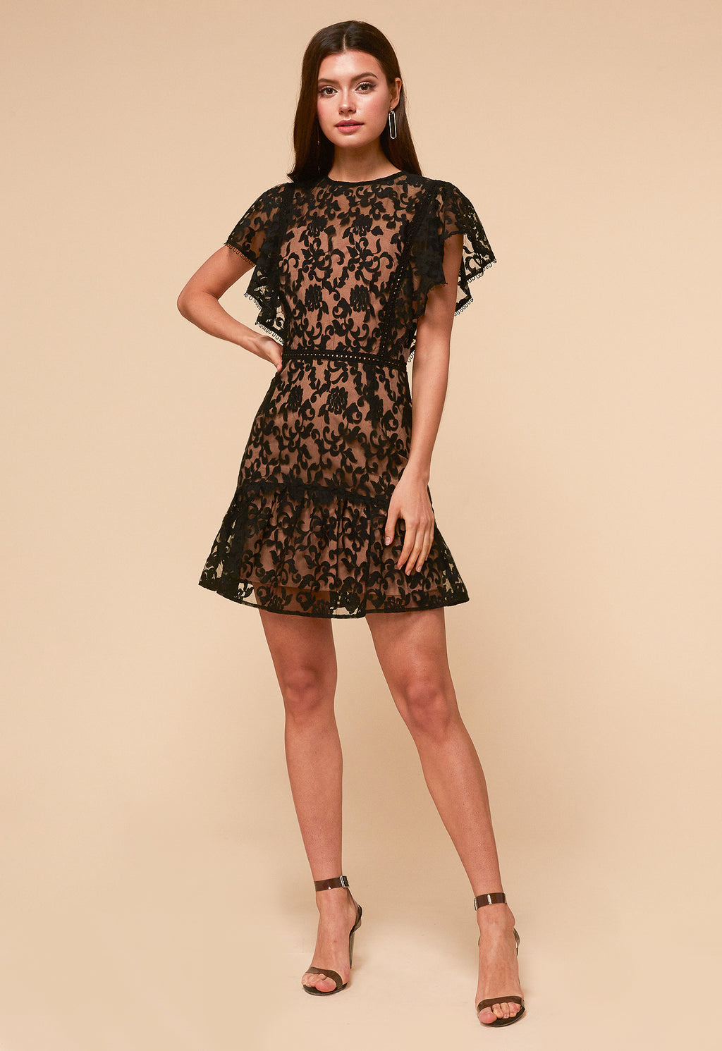 Edith Lace Dress