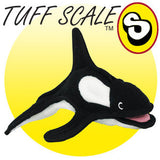 "Tuffy's Killer Whale ""Kinley"" Sea Creature Toy"