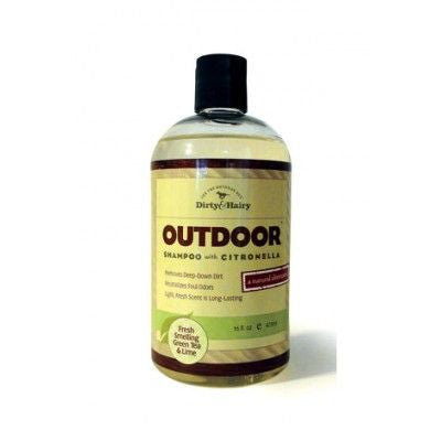 Dirty & Hairy Outdoor Shampoo