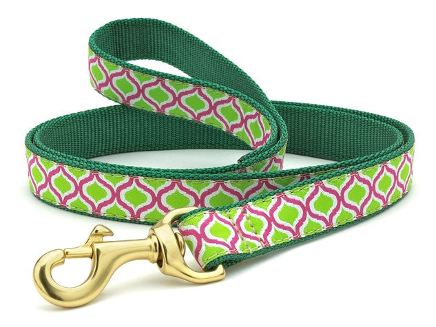 Green Kismet Leash