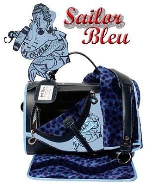 Sailor Bleu Pet Carrier
