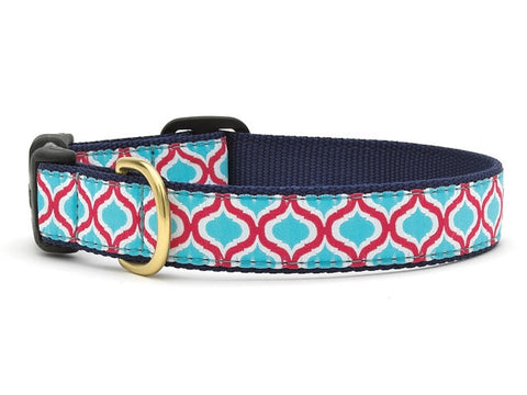 Blue Kismet Collar