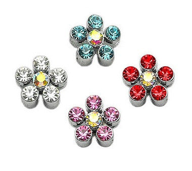 10mm (Small) Charm Flower