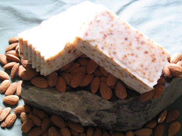 Half Batch Organic Cold Processed Soap = 9 lg (4oz) bars