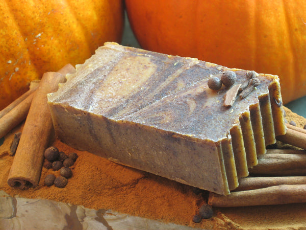 Organic Pumpkin Spice // Small 2oz bar