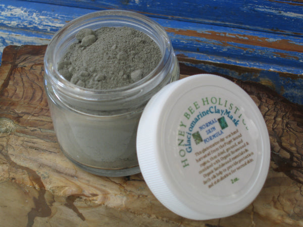 GLACIOMARINE CLAY MASK