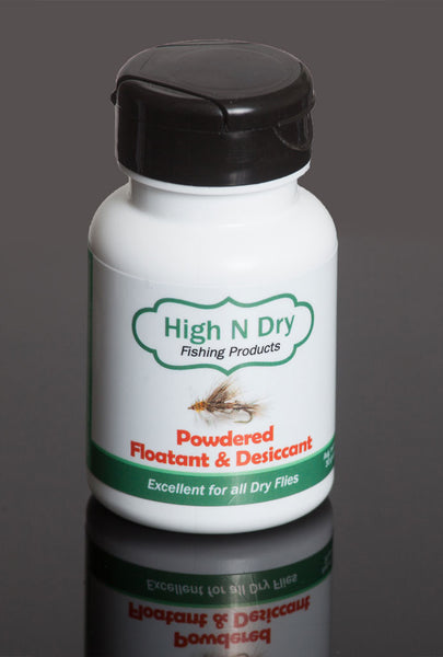 High and Dry Powder and Desiccant
