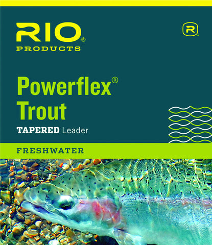 Powerflex Trout Leader 9ft
