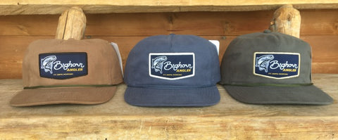 Bighorn Angler Rope Patch Hat